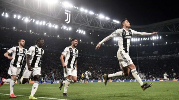 Taktik Jitu Allegri yang Membuat Ronaldo Meledak Kontra Atletico