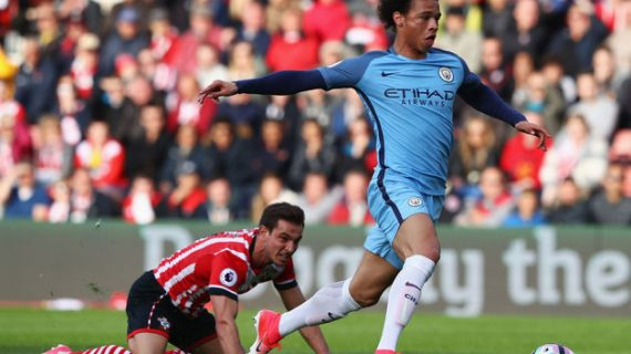 Skill dan Goal Leroy Sane