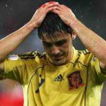 Kisah Mengerikan David Villa Yang Nyaris Kehilangan Kakinya
