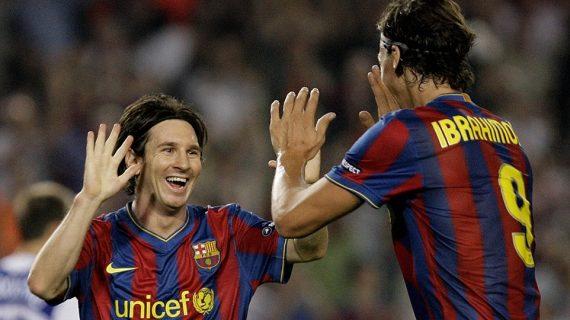 Deretan Pelaku Sepakbola Dunia Yang Mengidolakan Lionel Messi