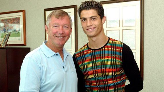 Hari Ketika Ronaldo Mengumumkan Kepindahannya Ke MU