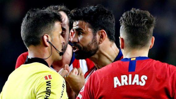 Bagaimana Nasib Diego Costa Setelah Mendapat Hukuman 8 Laga?