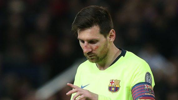 Berita Bola Hari Ini 11 April 2019: Hasil Liga Champions Eropa, Messi Terluka
