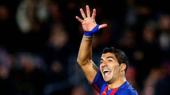 Alasan Luis Suarez Kerap Memakai Balutan Di Pergelangannya