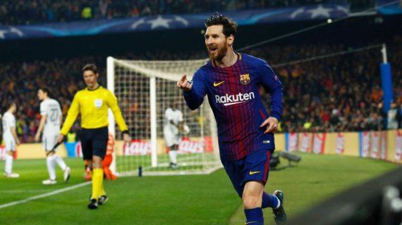Berita Bola Hari Ini 4 April 2019: Ronaldo Segera Pulih, Messi Pimpin Perburuan Golden Shoe