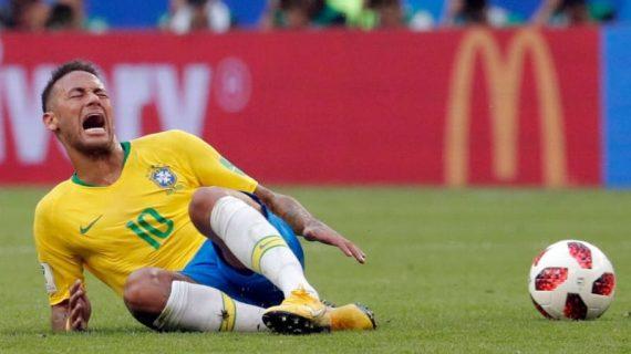 Mengapa Neymar Sering Melakukan Diving?