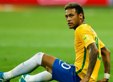 Hari Ketika Neymar Sangat Membenci Sepakbola