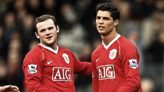 Bagaimana Rooney & Ronaldo Menjelma Menjadi Pemangsa Haus Gol