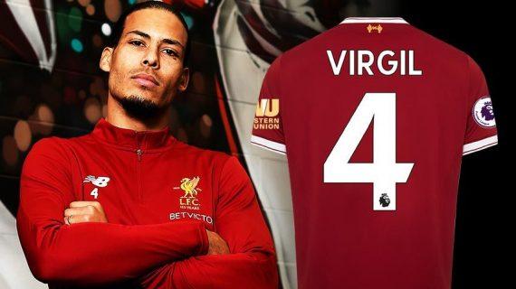Bagaimana Van Dijk Bisa Menjadi Pemain Penting Bagi Liverpool?