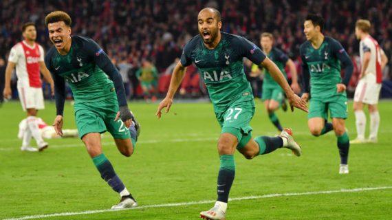 Berita Bola Hari Ini 9 Mei 2019: Mbappe Gantikan Messi, Tottenham Masuk Final Pertama Kali, Marceloa Bertahan, Ribery Ke Australia.