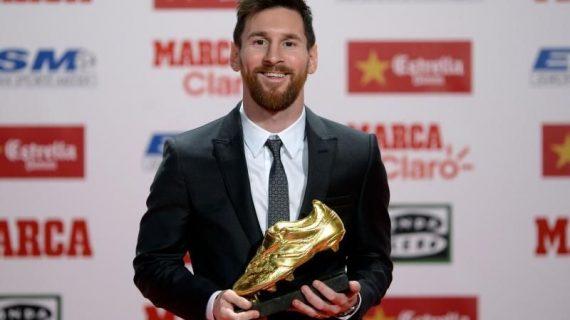Berita Bola Hari Ini 25 Mei 2019: Icardi Dihapus Dari Skuat Inter, Messi Raih Golden Boot, Alves Bersyukur Tak Gabung Rreal Madrid, Ramos Ingin Tinggalkan Madrid