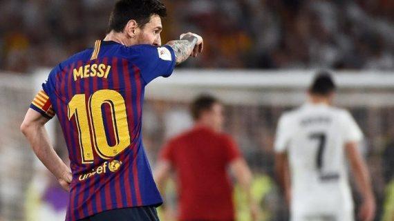 Berita Bola Hari Ini 27 Mei 2019: Messi Ingin Enam Pemain Ini Pergi, Atalanta Buat Sejarah, Dzeko Gabung Inter, Sancho Dipastikan Bertahan