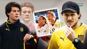 Mengenal Facundo Pellistri Anak Didik Diego Forlan Yang Digaet Manchester United