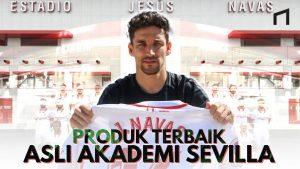 Mengulas Jesus Navas, Yang Namanya Diabadikan Menjadi Stadion Akademi Sevilla