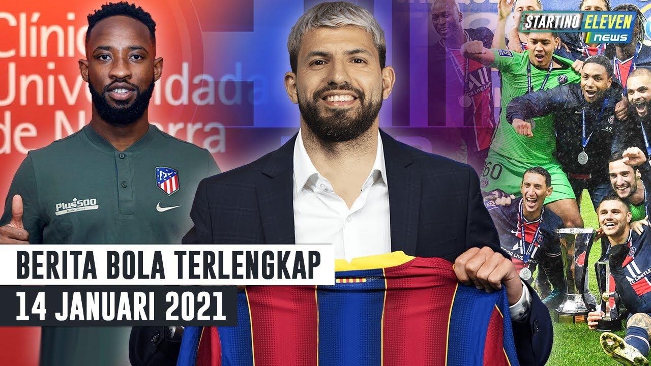 Berita Bola 14 Januari 2021: PSG Juara Piala Super Prancis ...