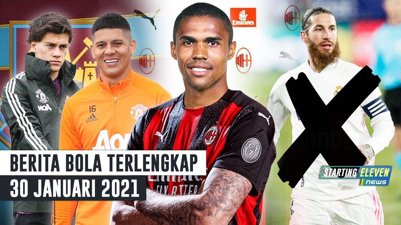 Berita Bola 30 Januari 2021: Madrid IKHLASKAN Kepergian ...