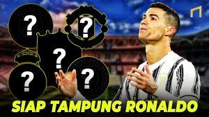5 Klub Yang Siap Tampung Cristiano Ronaldo