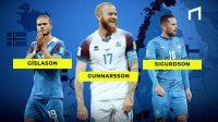 Alasan Kenapa Banyak Pemain Islandia Akhiran Namanya 'Son'
