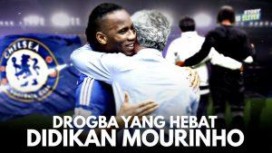 Didier Drogba, Chelsea, dan Awal Pertemuannya Dengan Jose Mourinho