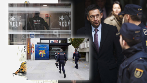 Kasus Barcagate Barcelona Membuat Drama