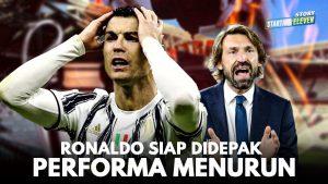 Nasib Ronaldo Usai Juve Tersingkir Dari Liga Champions