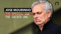 Jose Mourinho The Sacked One