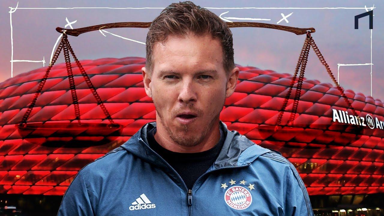 Menakar Kiprah Julian Nagelsmann Bersama FC Bayern