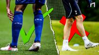 Mengapa Pemain Sepakbola Menggunakan Kaos Kaki Panjang?