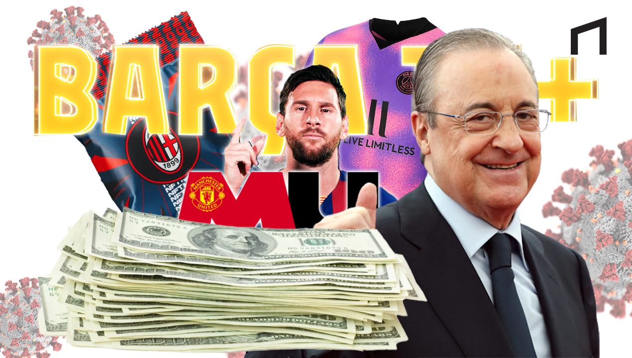 Pendapatan Komersial, Penyelamat Klub Sepak Bola di Tengah Pandemi