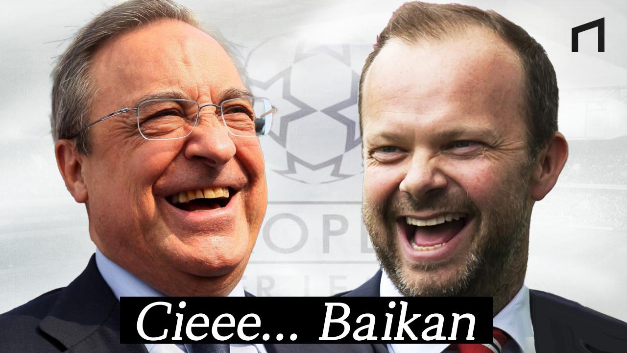 Dari Florentino Perez dan Ed Woodward Kita Belajar, Politik dalam Sepak Bola itu Nyata 1