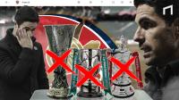 Gagal Total! Apa yang Salah Dengan Mikel Arteta di Arsenal