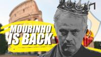 Menatap Masa Depan AS Roma Bersama Jose Mourinho