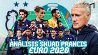 Menilik Kedalaman Skuad Timnas Prancis di EURO 2020