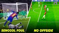 Momen Ini Membuktikan Kalau Madrid dan Barca Adalah Anak Emas UEFA! Part.I