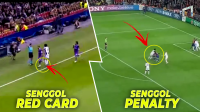 Momen Ini Membuktikan Kalau Madrid dan Barca Adalah Anak Emas UEFA! Part.II