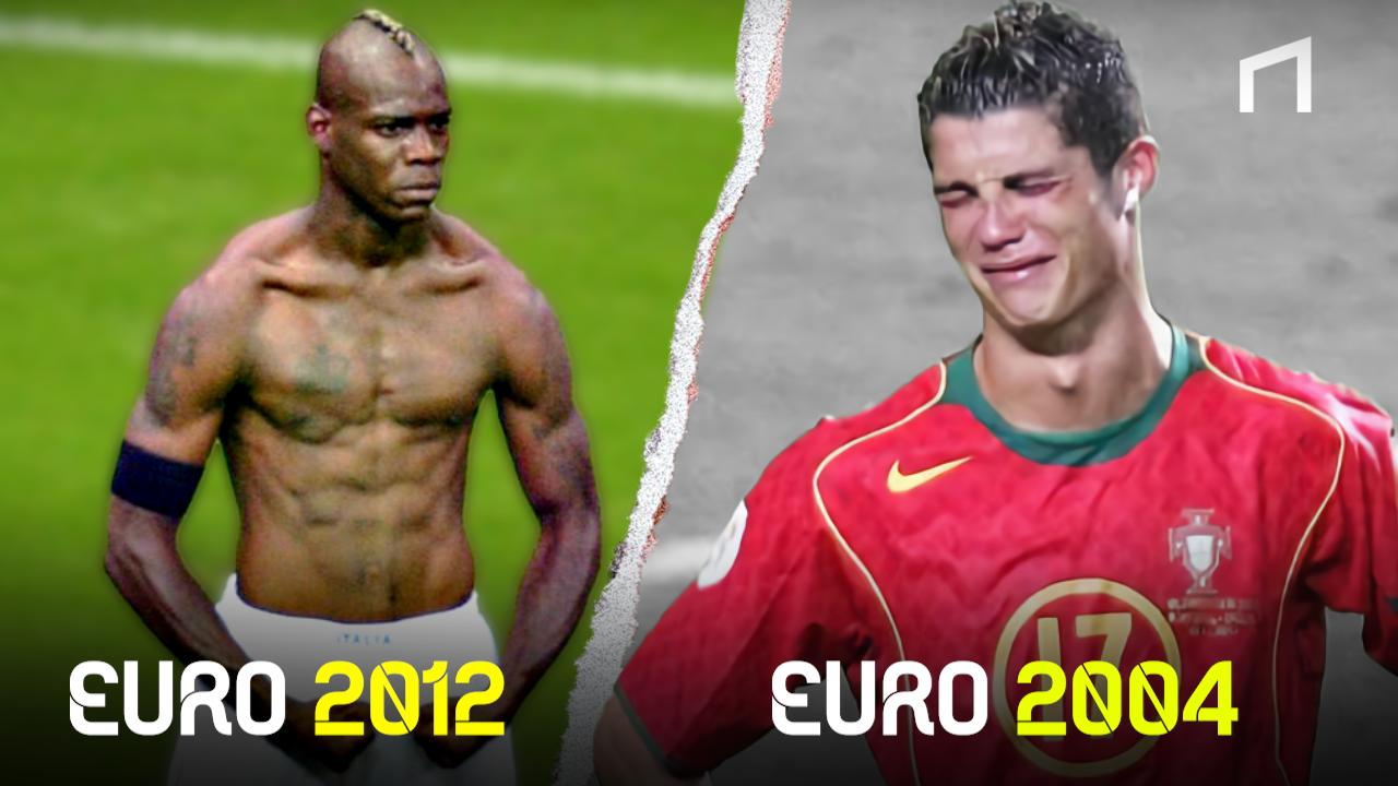 Momen Paling Ikonik dan Tak Terlupakan Sepanjang Gelaran Piala Eropa