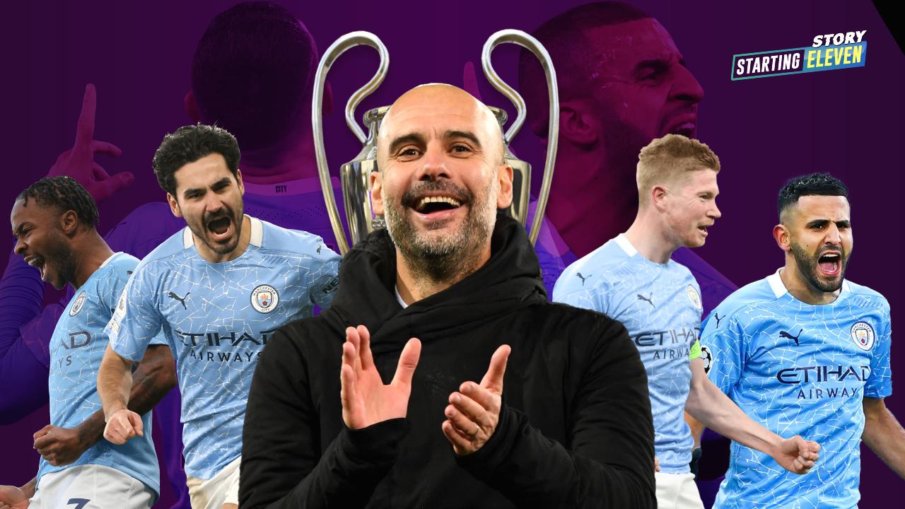 Perjalanan Panjang Manchester City Capai Final Liga Champions Eropa