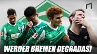 Terdegradasi Setelah 41 Tahun Begini Analisis Penyebab Jatuhnya Werder Bremen