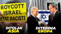 Timnas Israel Diasingkan Di Asia Diterima Di Eropa