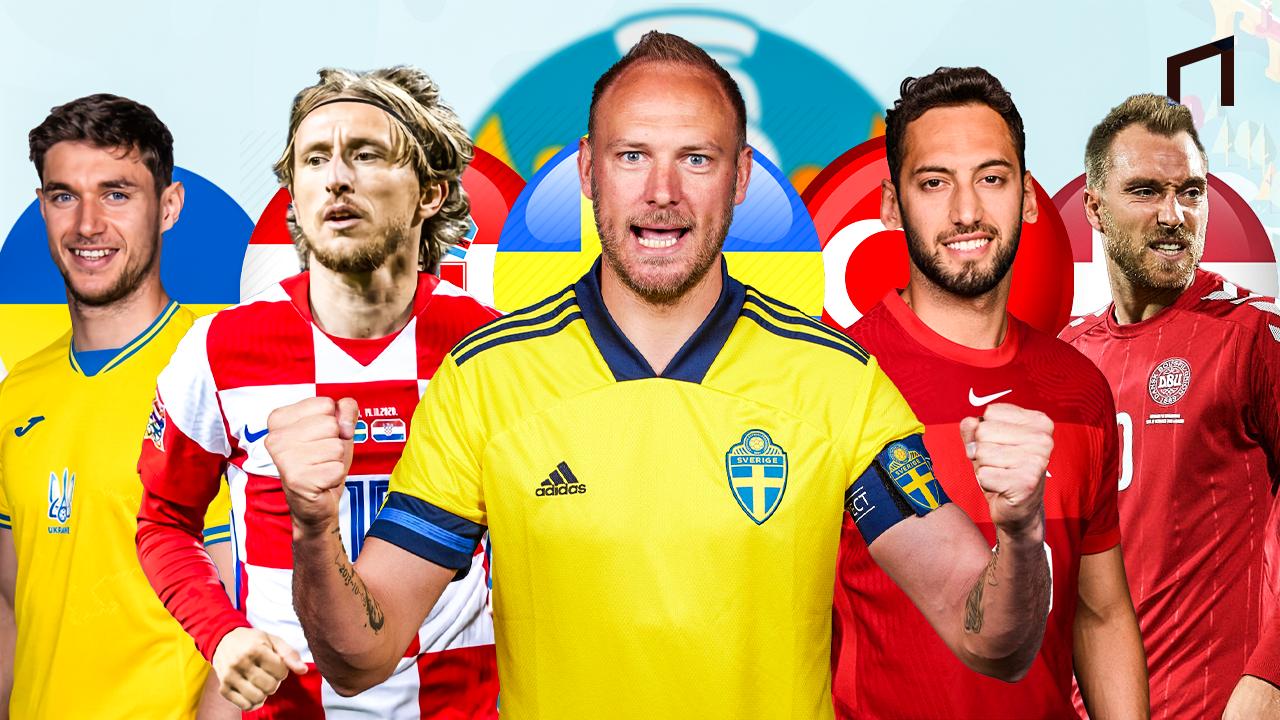 """5 Tim """"Underdog"""" yang Siap Unjuk Gigi di EURO 2020"""