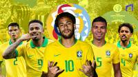 Alasan yang Membuat Brasil Bakal Rajai Turnamen Copa America 2021