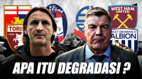 Kiprah Sam Allardyce dan Davide Nicola, Pelatih Spesialis Penyelamat Degradasi