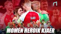 Kisah Kepahlawanan Simon Kjaer Di Ajang EURO 2020