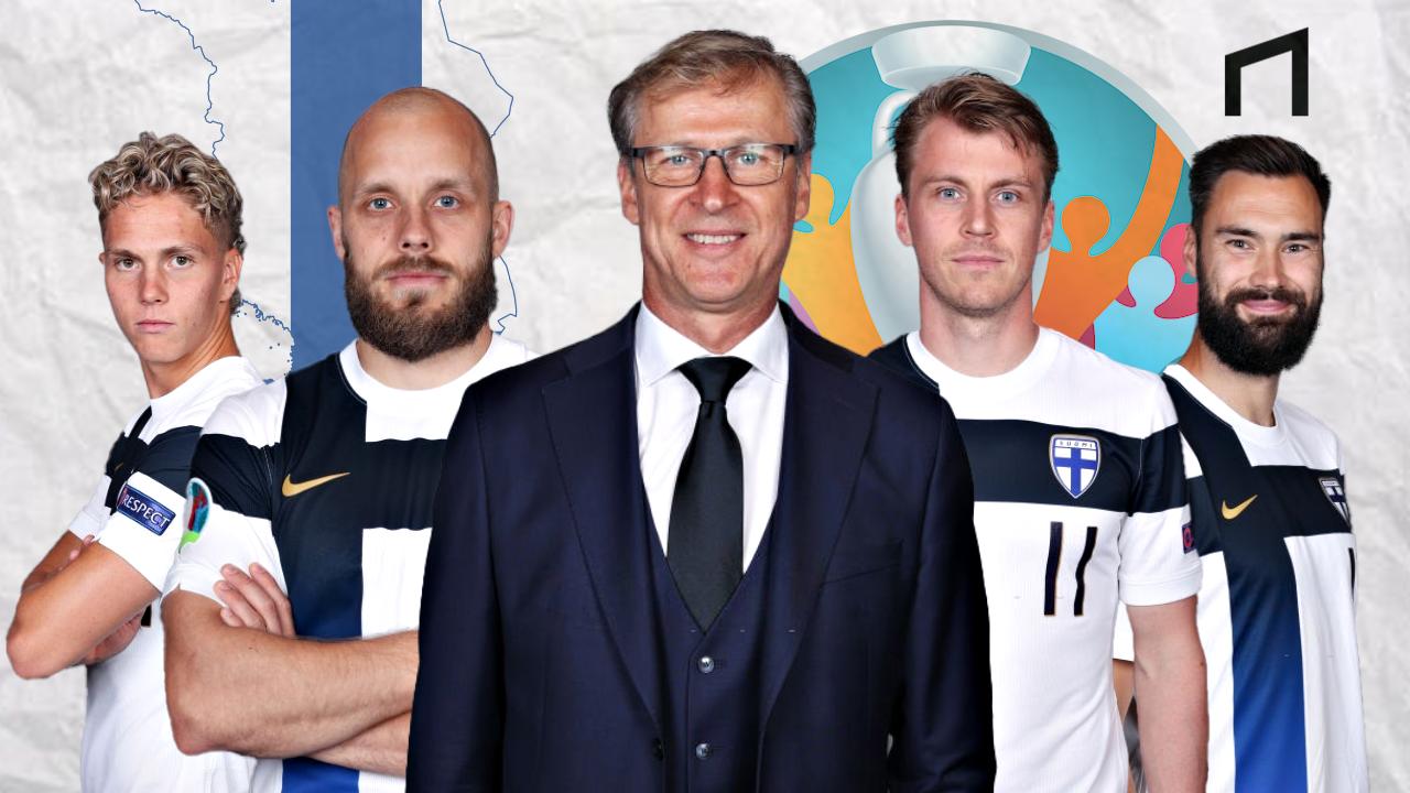 Markku Kanerva Sosok Dibalik Keberhasilan Finlandia Lolos Ke Ajang EURO untuk Pertama Kalinya