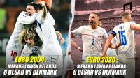 Menang Lawan Belanda, Republik Ceko Ulangi Kisah Manis di EURO 2004