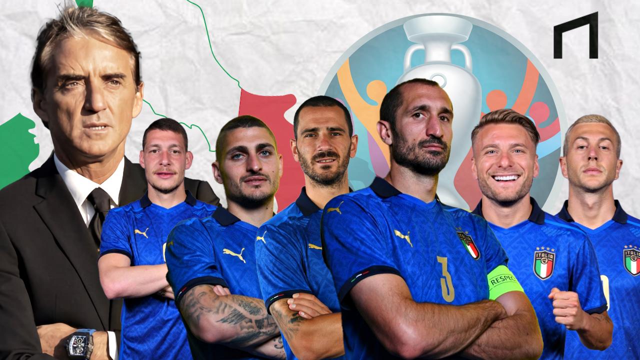 Menanti Kiprah Italia Bersama Roberto Mancini di EURO 2020