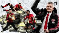 Puasa Gelar 4 Musim, Manchester United Siap Cuci Gudang