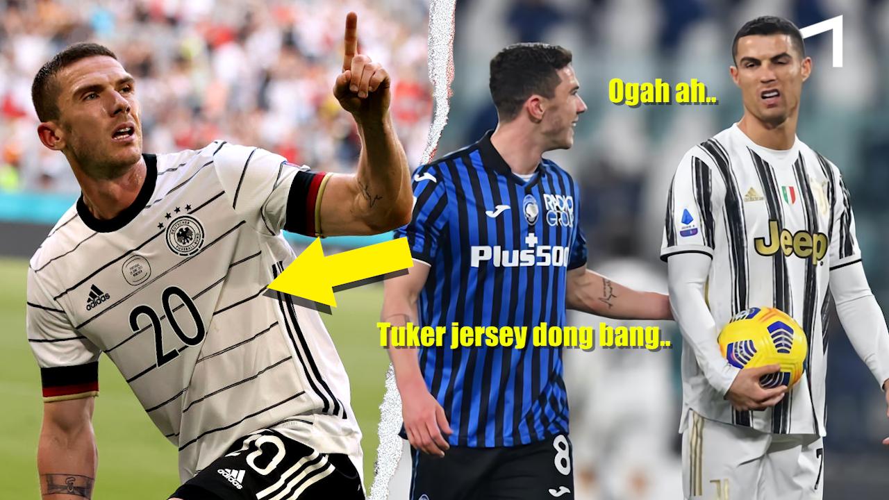 Robin Gosens, dari Gagal di Borussia Dortmund hingga Permalukan Ronaldo di Euro 2020