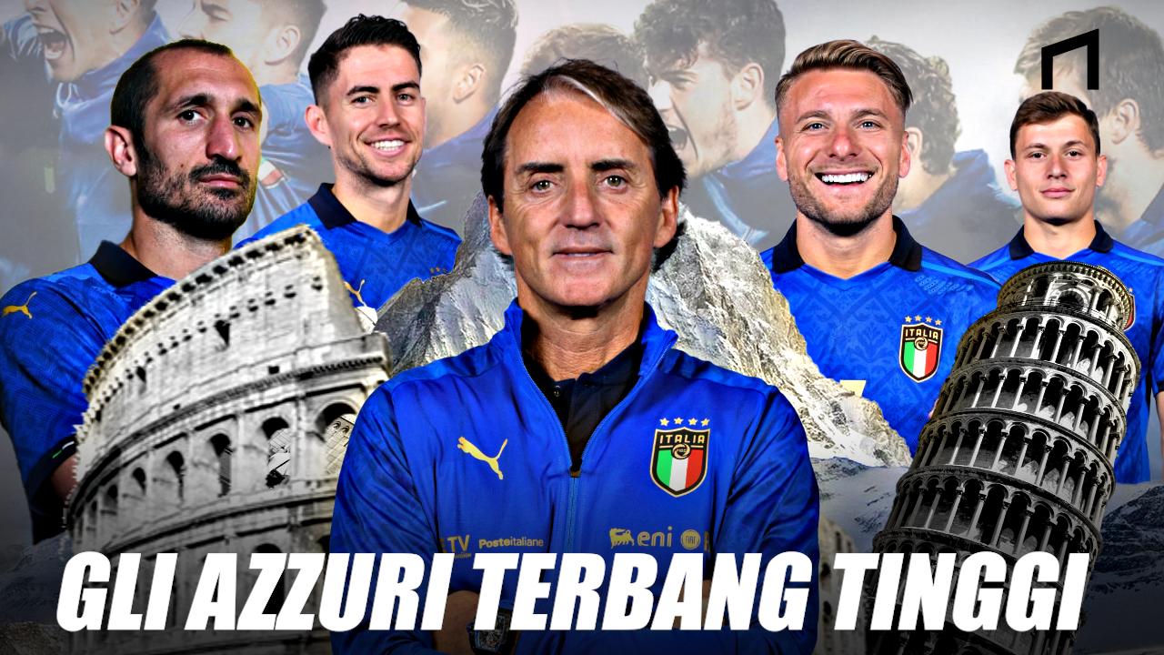 Sepakbola Italia Yang Perlahan Kembali Ke Era Kejayaan