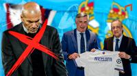 Untuk Kedua Kalinya, Kenapa Zidane Tinggalkan Real Madrid